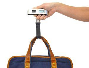 bilancia digitale pesa bagaglio