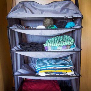 borsa da viaggio con armadio