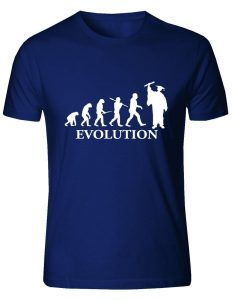 tshirt evolution idea regalo laurea