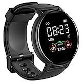 IOWODO Smartwatch Donna Uomo 5ATM...