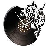 Disc'O'Clock Orologio in Vinile da...