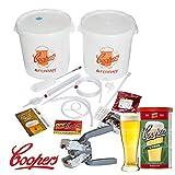 KIT Fermentazione Birra Lusso Coopers...