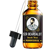 Sir Beardalot Olio da Barba per distinti...