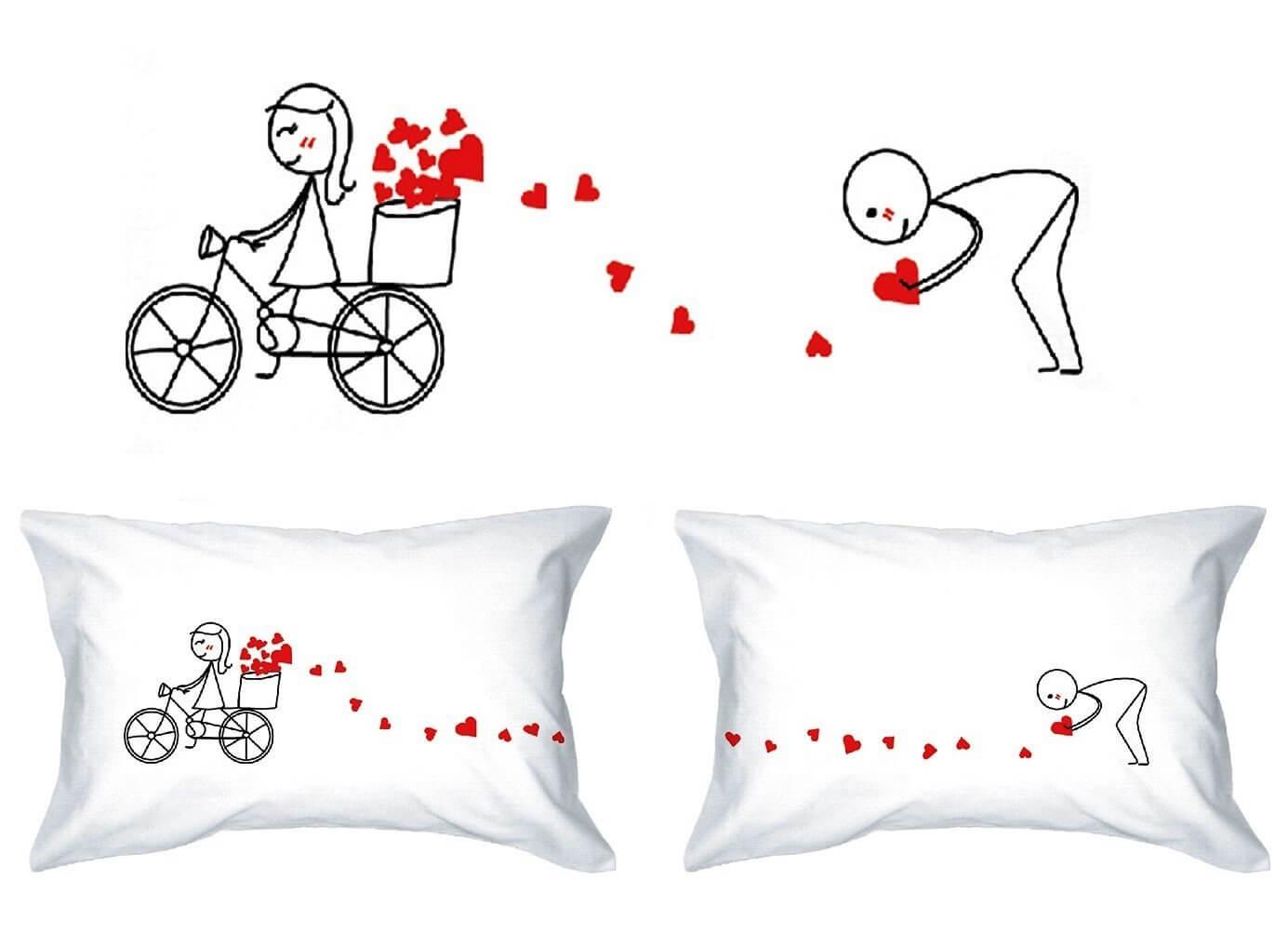 coppia cuscini personalizzabili