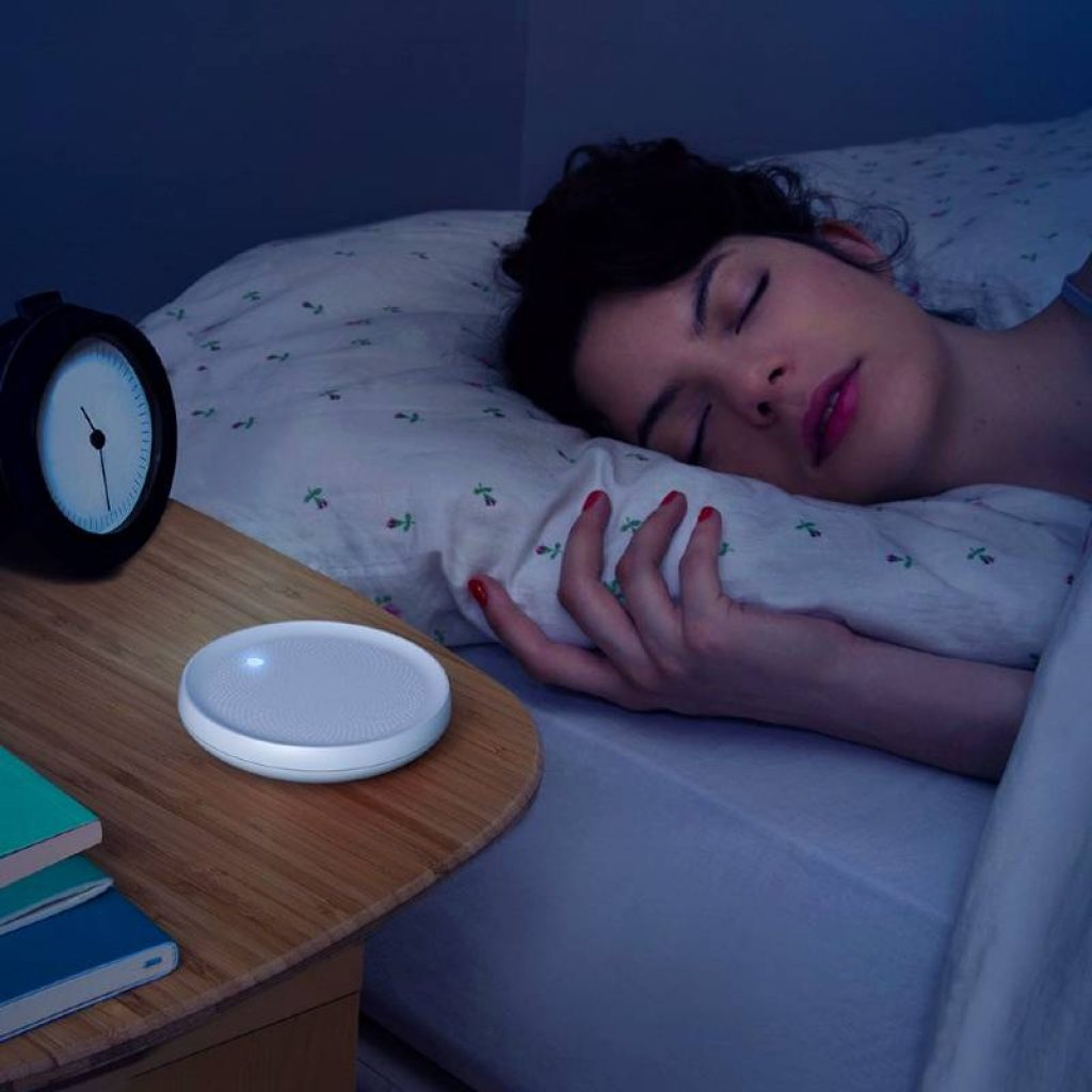 metronomo luminoso per addormentarsi