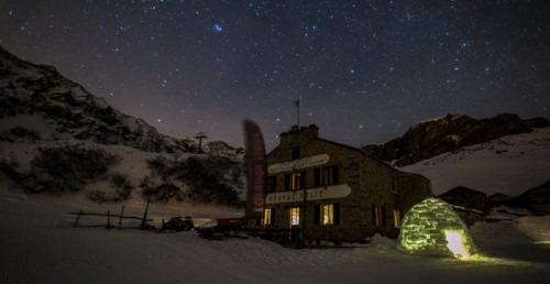 notte romantica piemonte